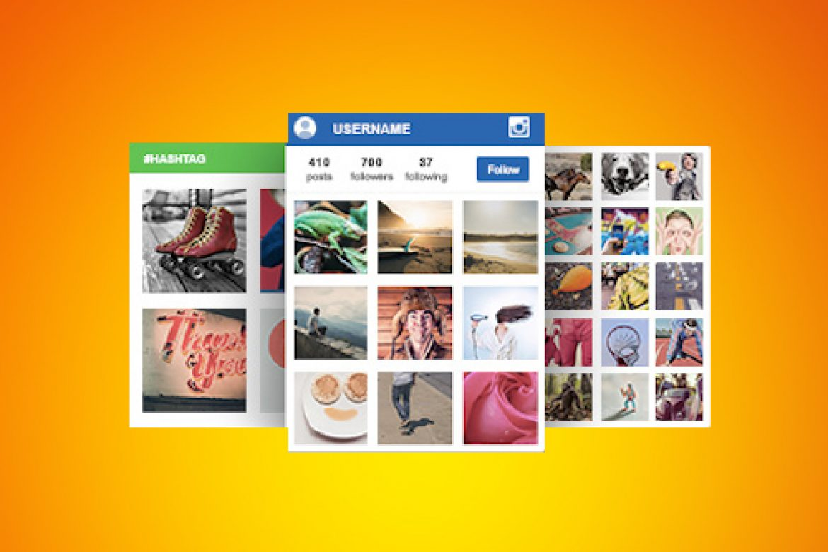 Instagram-Embed-Widget
